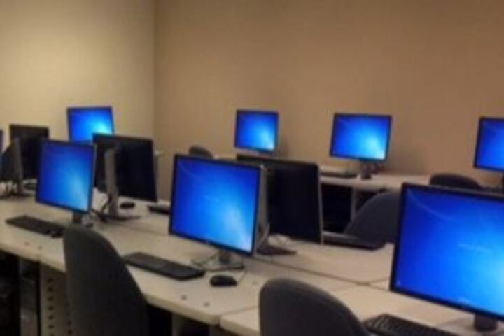 Ashok International Public School-IT Lab