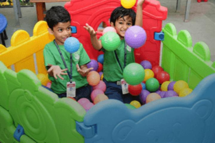 Ashok International Public School-kindergarten