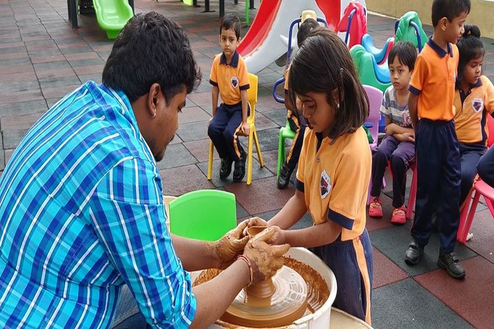 Asia Pacific World School-Activity