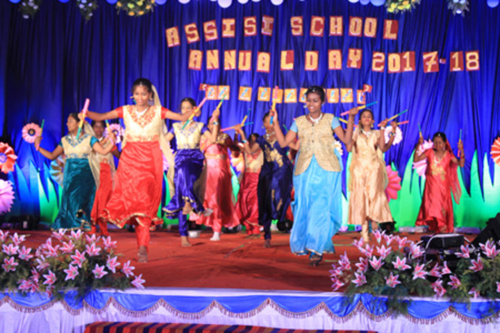 Assisi School-Dances