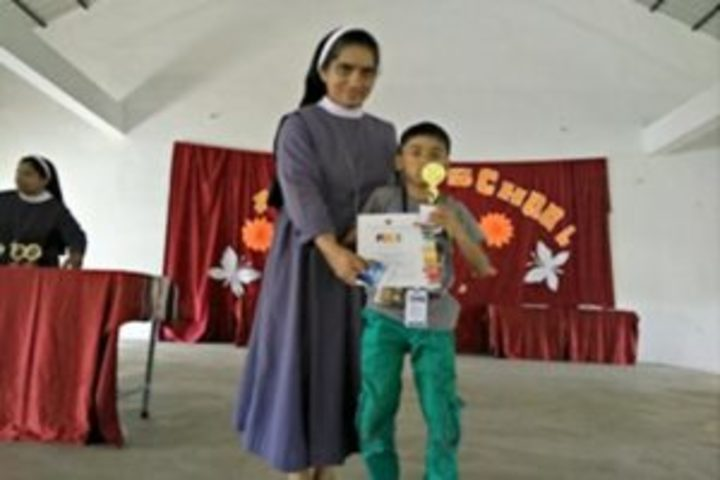 Assisi School-Drawing Competition