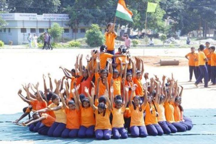 Atreya Vidyaniketan-Independence Day