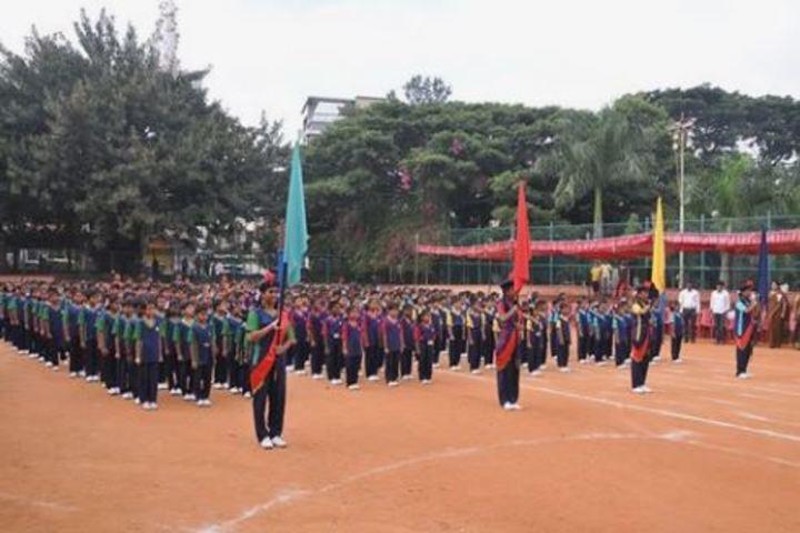 Atreya Vidyaniketan-Sports Meet