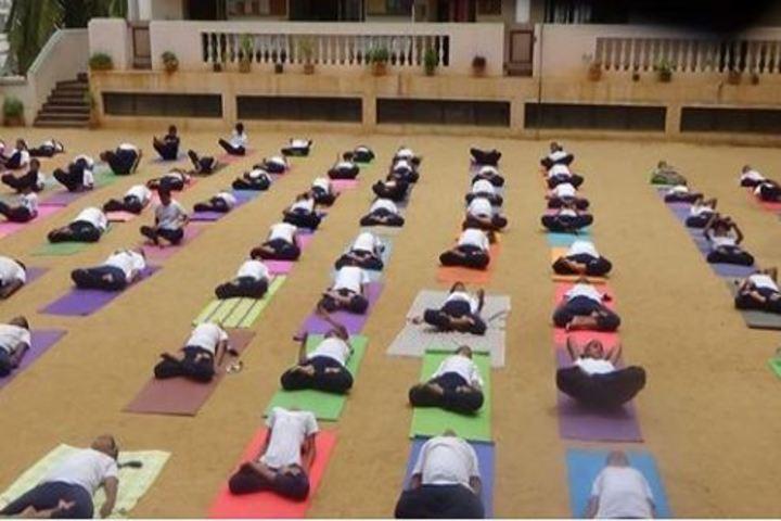 Atreya Vidyaniketan-Yoga