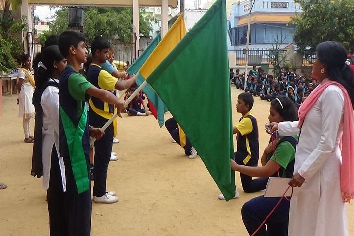 Atreya Vidyaniketan-Annual Sports Day Celebration
