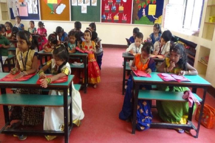 Atreya Vidyaniketan-Class Room