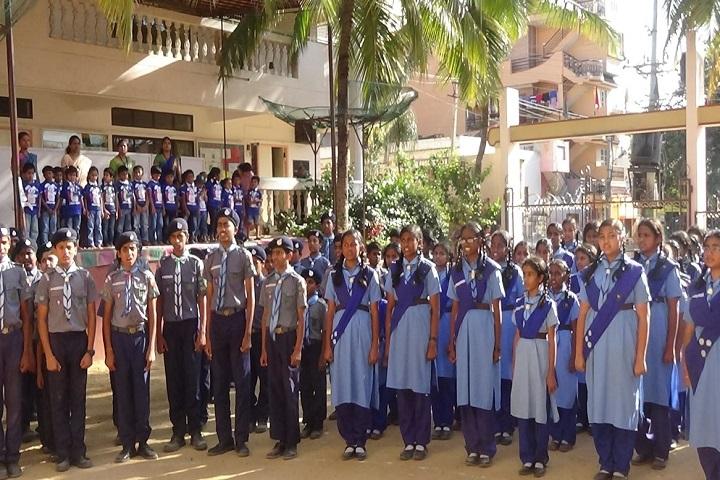 Atreya Vidyaniketan-NCC