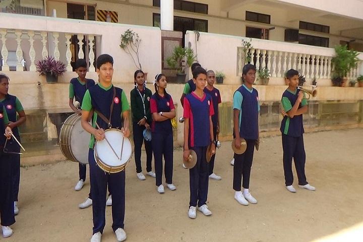 Atreya Vidyaniketan-School Band