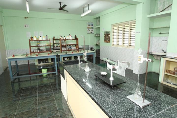 Auden School-Chemistry-Laboratory