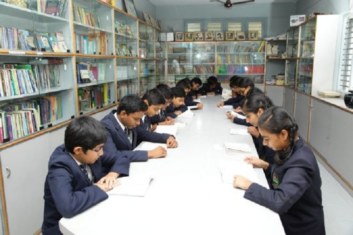 Auden School-Library