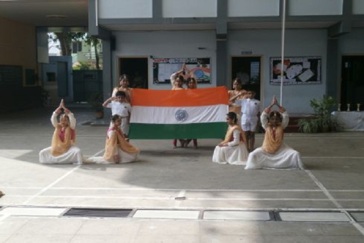 Auden School-RepublicDay-Celebration