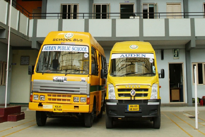 Auden School-Transport