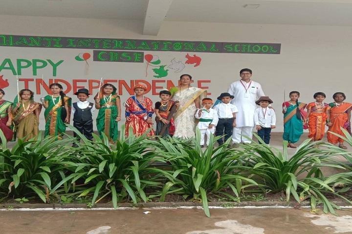B B Hanji International School-Fancy Dress