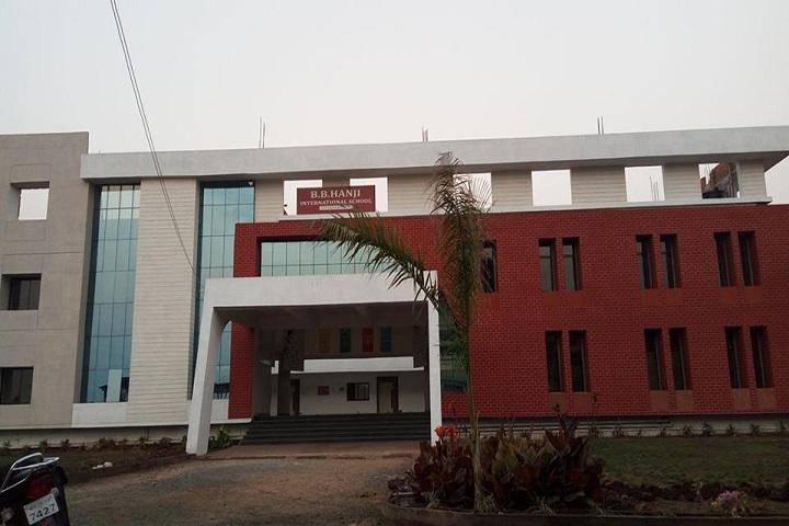 B B Hanji International School-School View