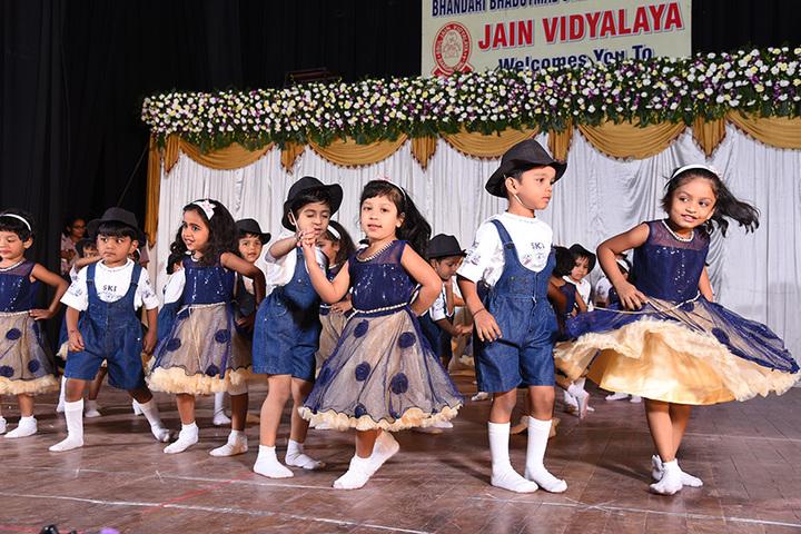 B B U L Jain Vidyalaya-Annual Day Dances