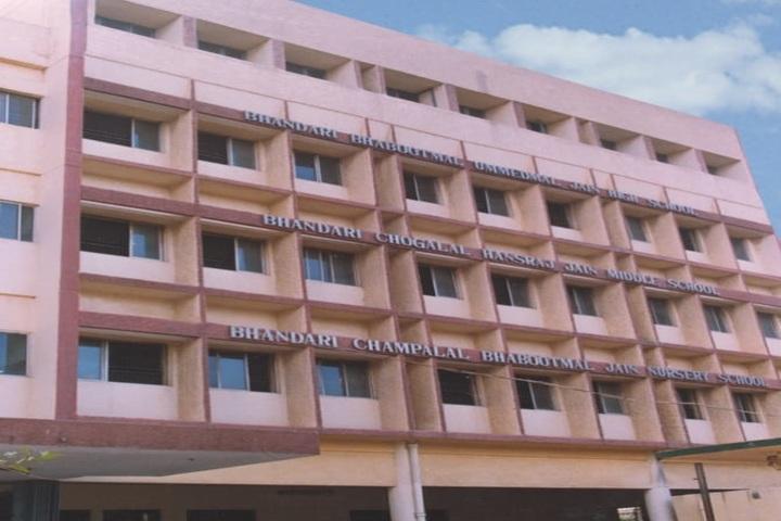 B B U L Jain Vidyalaya-Campus