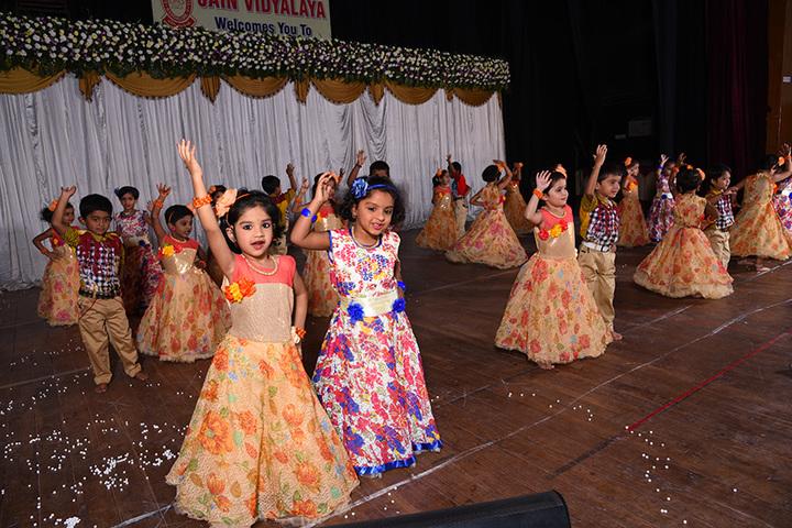 B B U L Jain Vidyalaya-Dances2