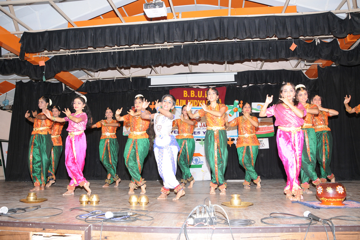 B B U L Jain Vidyalaya-Independence Day Dances