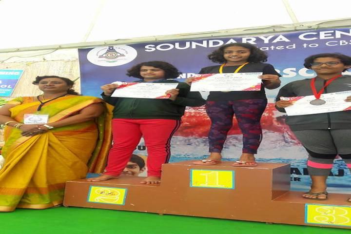 B B U L Jain Vidyalaya-Winners