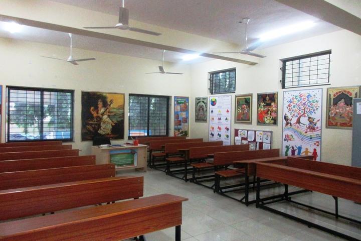 B E L School-Art and Craft Room