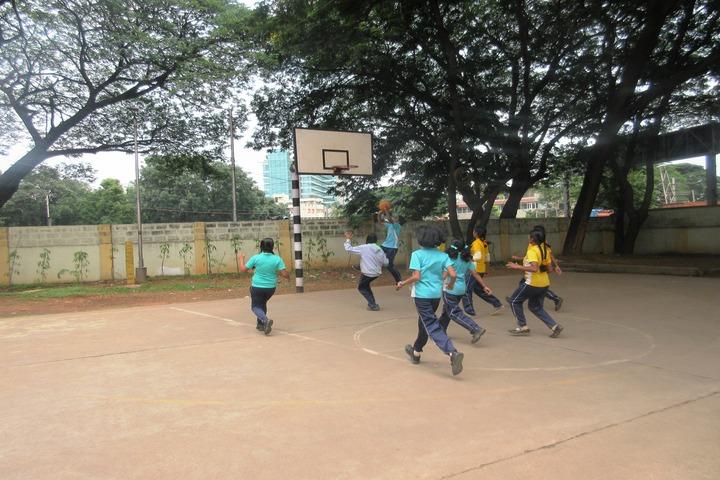 B E L School-Basket Ball