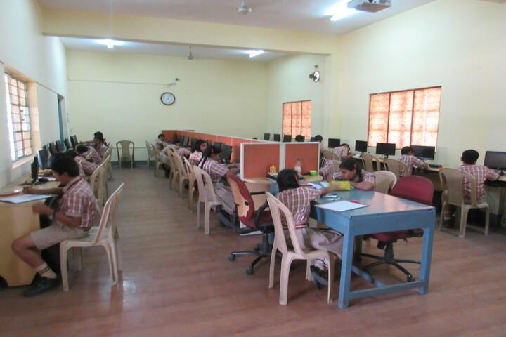 B E L School-Computer Lab