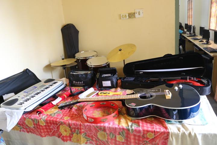 B E L School-Music Room