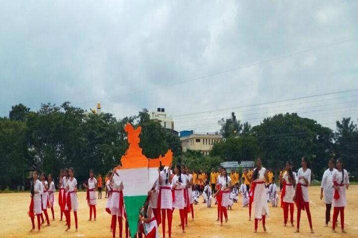 B S V Public School-Annual Meet Dances
