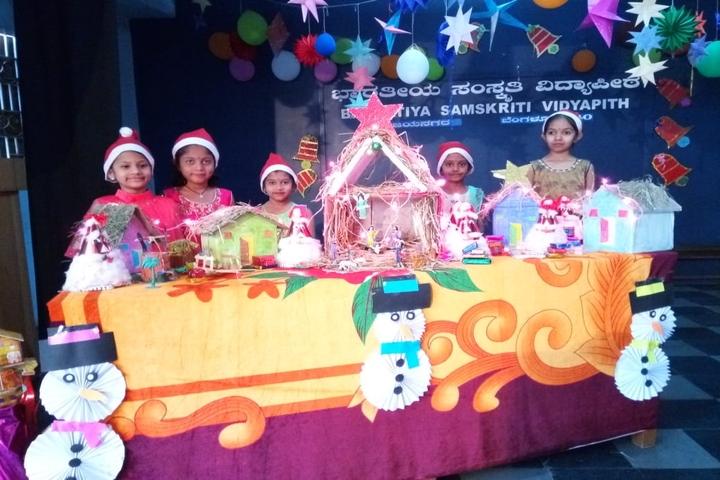 B S V Public School-Christmas Celebrations