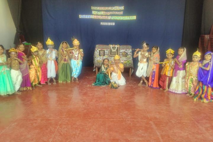 B S V Public School-Janmasthami