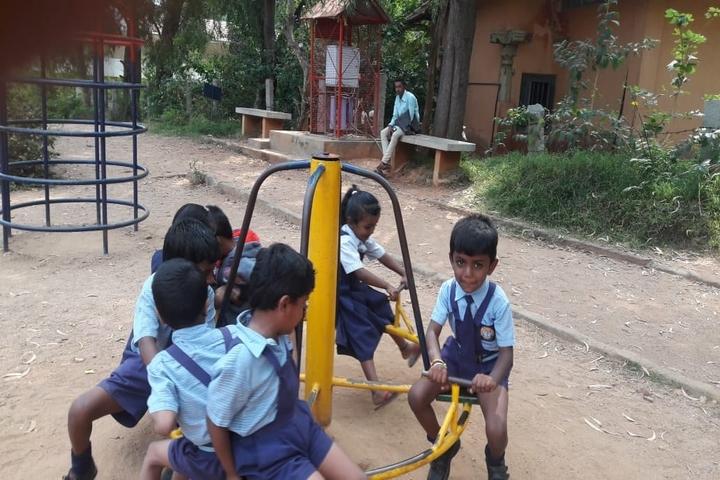 B S V Public School-Play Area