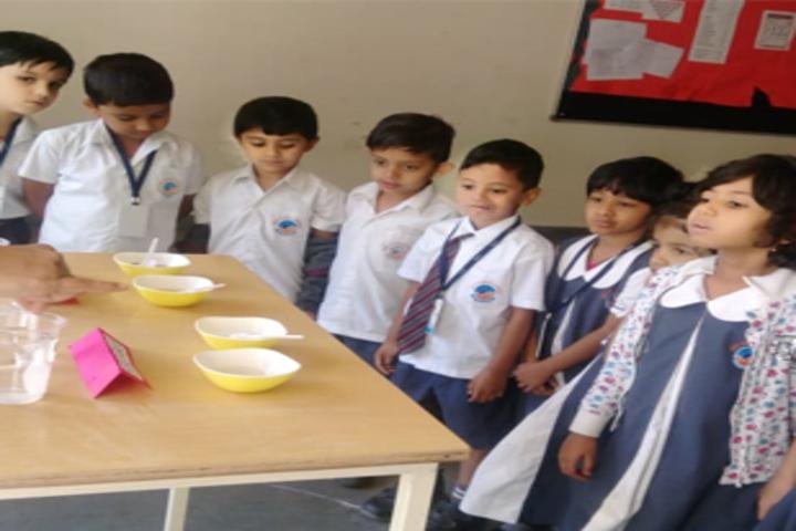 BRS Global School-Activities