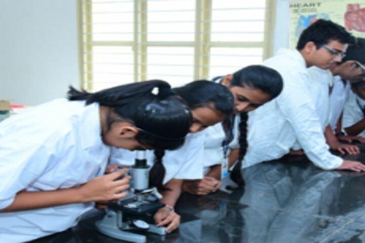 BRS Global School-BiologyLab