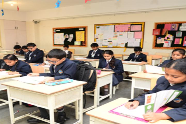 BRS Global School-Classrooms