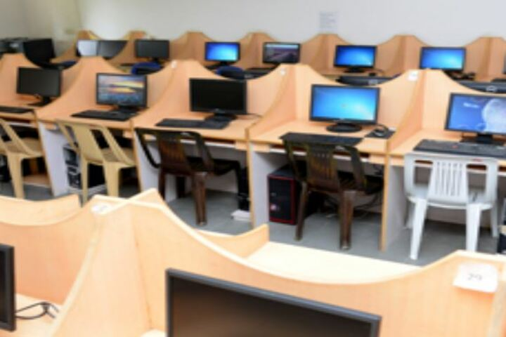 BRS Global School-Computer Lab