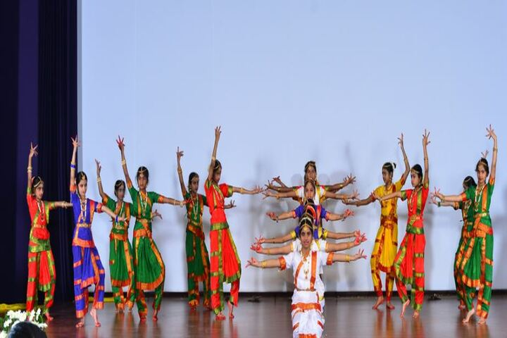 BRS Global School-Dances