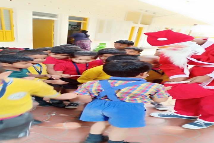 B R V Public School-Christmas Event