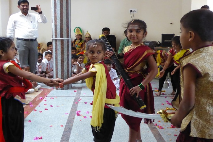 Badarikashrama Vidyashala-Festivals