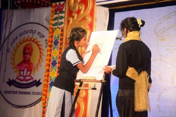Balodyana English School-Art