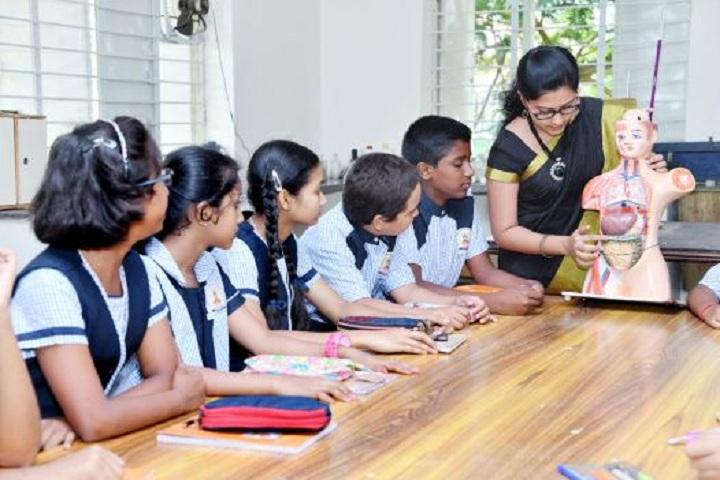 Balodyana English School-Biology Class