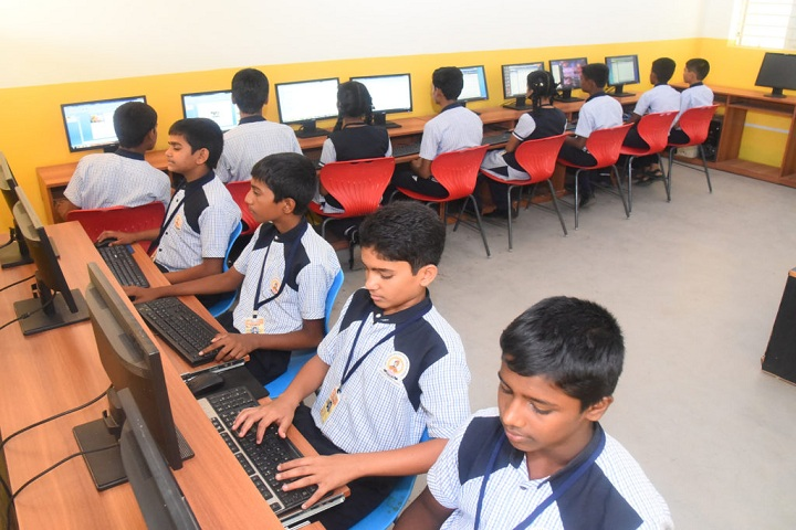 Balodyana English School-Computer Lab