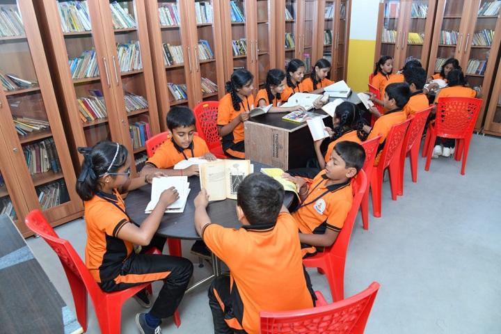 Balodyana English School-Library