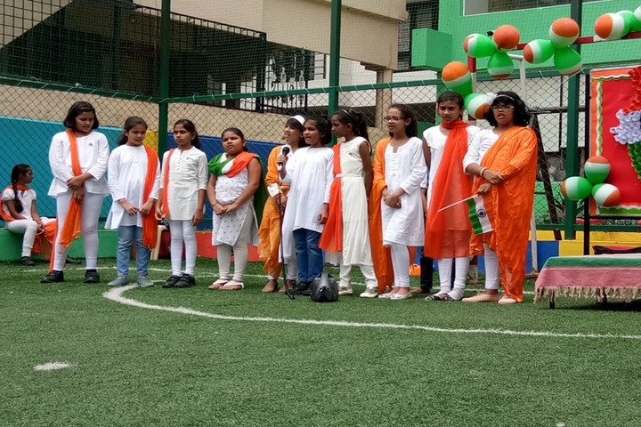 Orchid The International School-Independence Day
