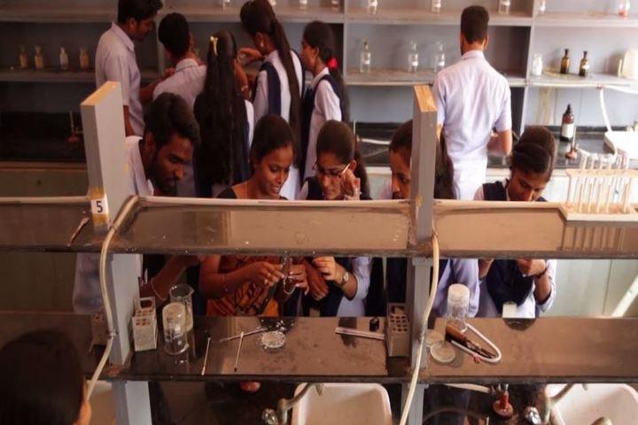 Bearys Sea Side Public School-Chemistry Lab