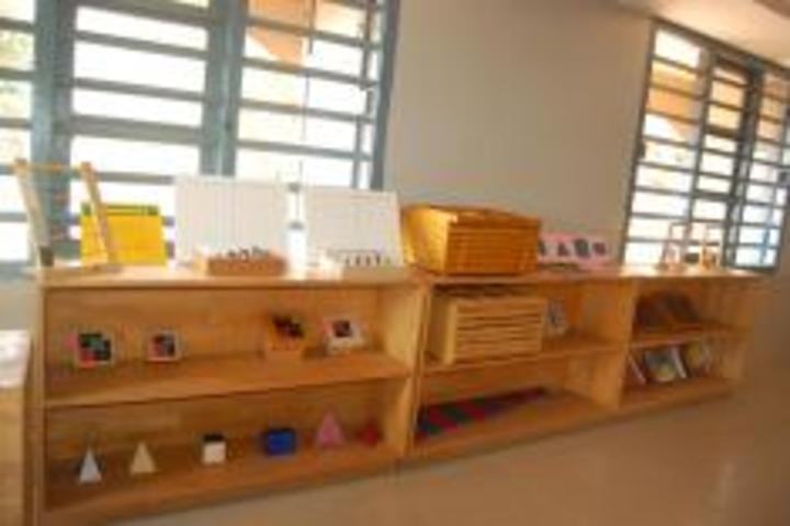 Bearys Sea Side Public School-Maths Lab