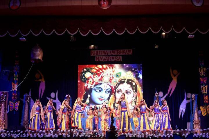 BGS International Residential School-Dances