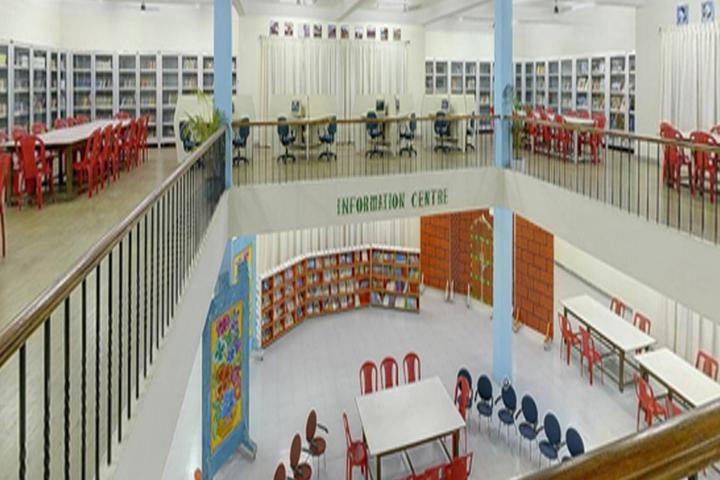 BGS International Residential School-Library