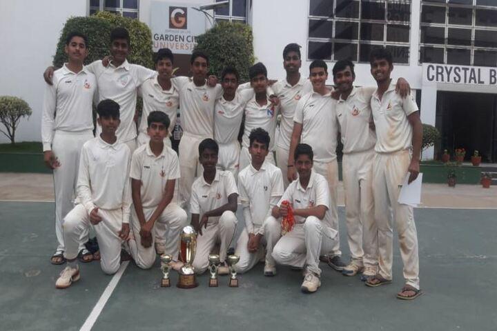 BGS International Residential School-Sports Team