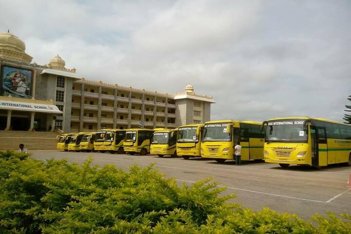 BGS International Residential School-Transport