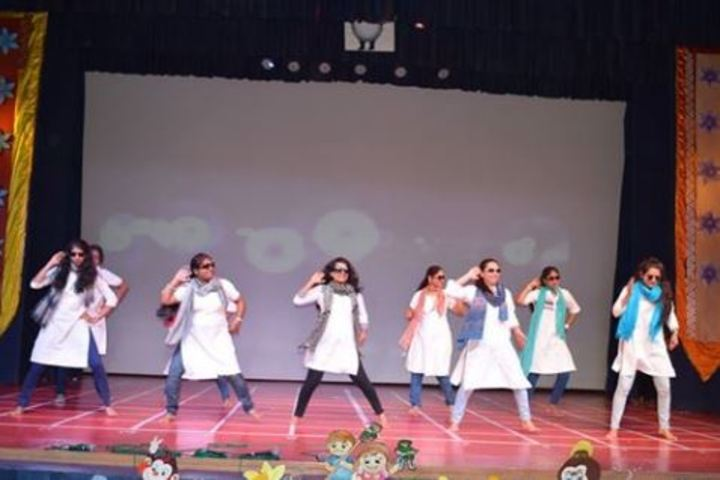 BGS National Public School-Dances